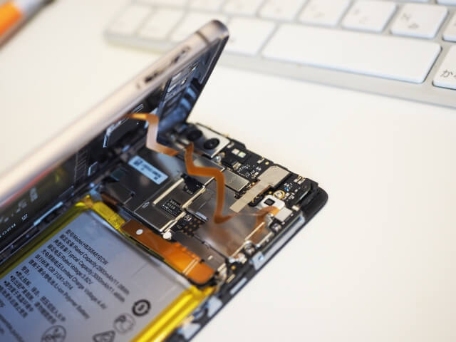 スマートフォン基盤